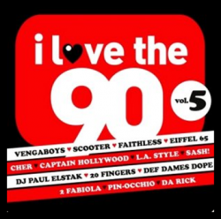 VA -I Love The 90's - 5