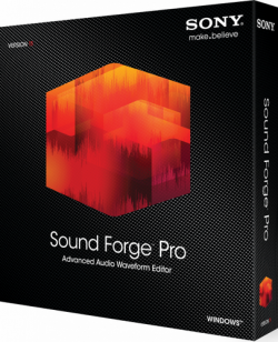 Sony Sound Forge Pro 11.0.234 + Portable