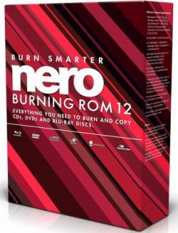 Nero Burning ROM 12.5.5001 Portable