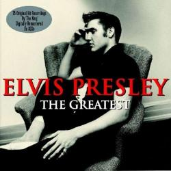 Elvis Presley - The Greatest (Remastered, 3CD)