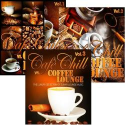 VA - Cafe Chill Vs Coffee Lounge Vol 1-3