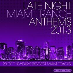 VA - Late Night Miami Trance
