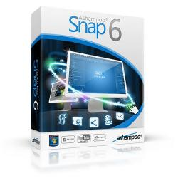 Ashampoo Snap 6.0.8 Portable