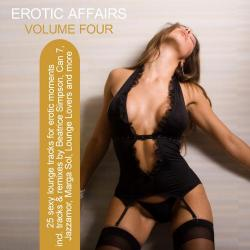 VA - Erotic Affairs Vol 4 (25 Sexy Lounge Tracks For Erotic Moments)