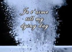 Enigma - Je T'aime Till My Dying Day