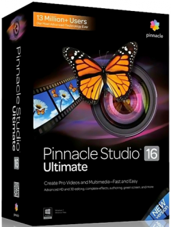 Pinnacle Studio 16 Ultimate 16.1.0.115