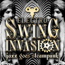 VA - Jazz Goes Steampunk! Electro Swing Invasion