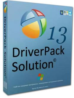 DriverPack Solution 13 R388 Full Edition + DVD Edition