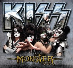 KISS - The Kiss Monster World Tour. Live from Hallenstadion
