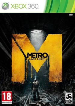 [Xbox360] Metro: Last Light [RUSSOUND] [Region Free]