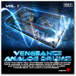 Vengeance - Analog Drums Vol.1