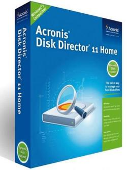 Acronis Disk Director Home 11.0.2343 Final RePack