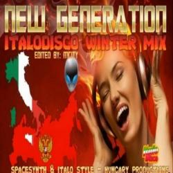 VA - New Generation Italodisco Winter Mix