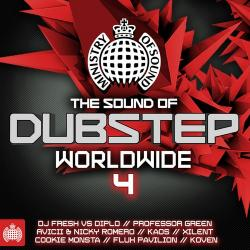 VA - Ministry of Sound: The Sound of Dubstep Worldwide 4