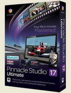 Pinnacle Studio 17 Ultimate 17.0.1.134