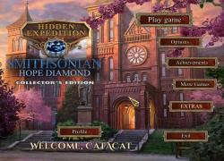 Hidden Expedition 6: Smithsonian Hope Diamond CE