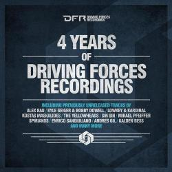 VA - 4 Years Of Driving Forces Recordings