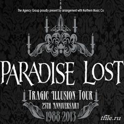 Paradise Lost - Live At The Roundhouse: Tragic Illusion Tour 25th Anniversary 1988-2013 (2CD)
