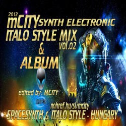 VA - Synth Electronic - Italo Style Mix & Album Vol 2