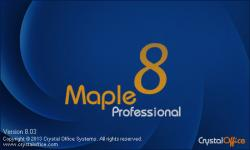 Maple Professional 8.03