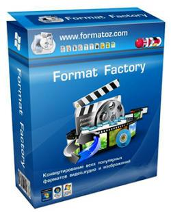 Format Factory 3.3.1 + Portable
