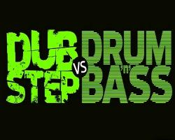 VA - Dubstep vs Drum N Bass (2CD)
