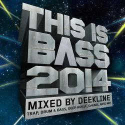 VA - This Is Bass 2014 - Mixed By Deekline