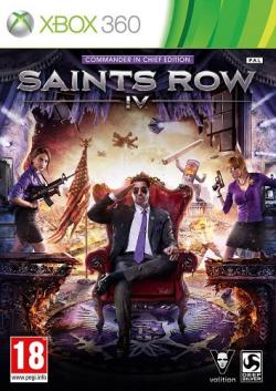 [Xbox360] Saints Row IV [ENG] [Region Free]