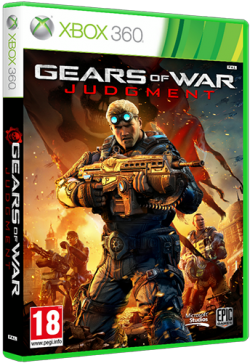 [Xbox360] Gears of War: Judgment [RUSSOUND] [Region Free]