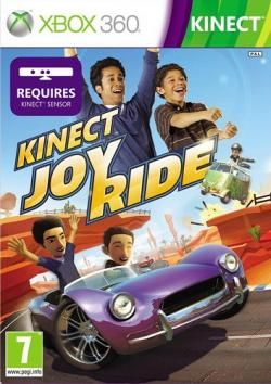 [Xbox360] Kinect Joy Ride [RUS] [Region Free]
