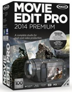 MAGIX Movie Edit Pro 2014 Premium 13.0.3.14