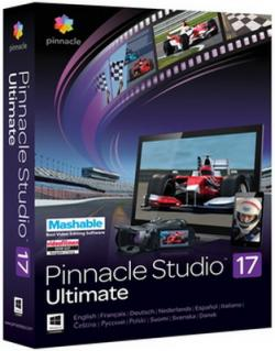Pinnacle Studio 17 Ultimate 17.2.0.246