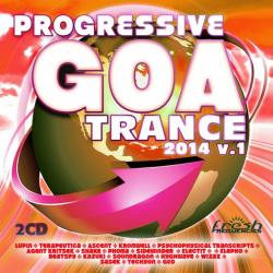 VA - Progressive Goa Trance 2014 Vol.1