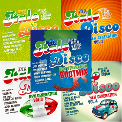 VA - ZYX Italo Disco New Generation Vol. 1-4, Boot Mix