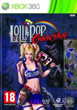 [Xbox360] Lollipop Chainsaw [RUS] [Region Free]