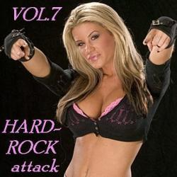 VA - Hard-Rock Attack vol.7