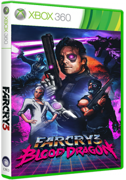 [Xbox 360] Far Cry 3: Blood Dragon
