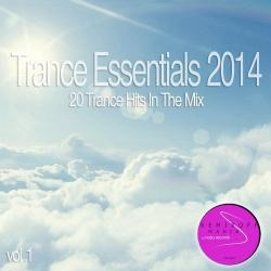 VA - Trance Essentials 2014: Vol 1 20 Trance Hits In The Mix