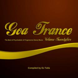 VA - Goa Trance Vol 25