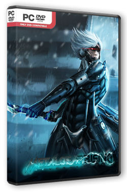 Metal Gear Rising: Revengeance [Update 2] [RePack от Brick]