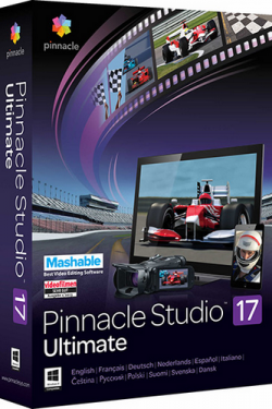 Pinnacle Studio Ultimate 17.5.0.327