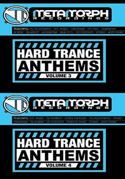 VA - Hard Trance Anthems Volume 3-4
