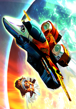 Space Shooter 3D