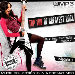 VA - Top 100 Of Greatest Rock