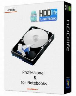 HDDlife Professional for Notebooks 4.0.199 Final