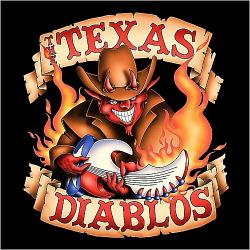 The Texas Diablos - Too Hott For Texas
