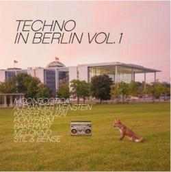 VA - Techno In Berlin Vol.1 (2CD)