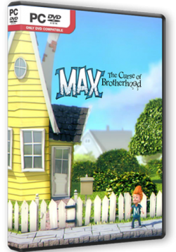 Max: The Curse of Brotherhood [Update 2] [RePack от R.G. Steamgames]