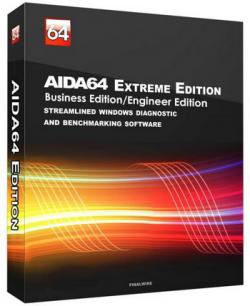 AIDA64 Extreme / Engineer / Business Edition / Network Audit 4.60.3100 Final RePack + Portable