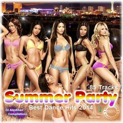 VA - Summer Party! (Best Dance Hits 2014)